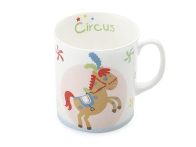 Hrneček Pony CASHMERE CHILDRENS CIRCUS, Maxwell & Williams