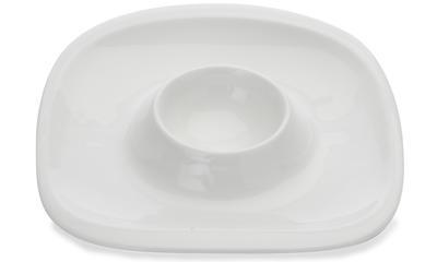 Stojánek na vajíčko WHITE BASICS BALANCE, Maxwell & Williams