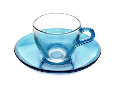 Espresso šálek s podšálkem 90 ml modrá ACROBALENO, Maxwell & Williams
