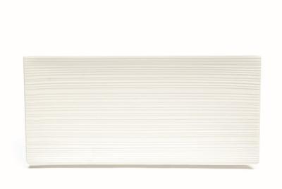 Podnos obdélníkový WHITE BASICS CIRQUE 29x13,5 cm, Maxwell & Williams
