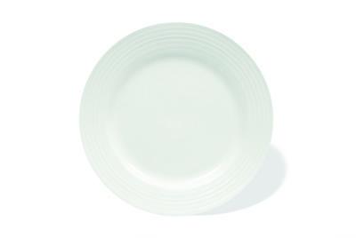 Talíř jídelní WHITE BASICS CIRQUE CIRQUE 27,5 cm, Maxwell & Williams