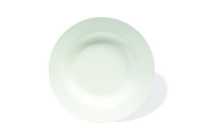 Talíř polévkový WHITE BASICS CIRQUE 23 cm, Maxwell & Williams