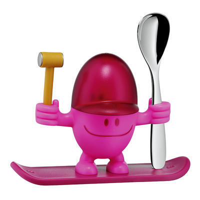 Kalíšek na vajíčko McEGG - růžová, WMF