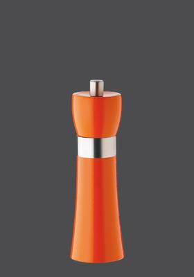 Mlýnek na sůl HAMBURG oranžový 18 cm, Zassenhaus