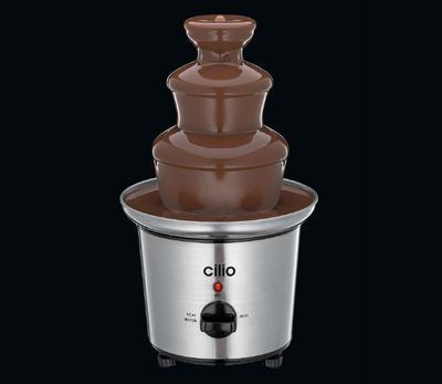 Fontána na čokoládu PERU, Cilio