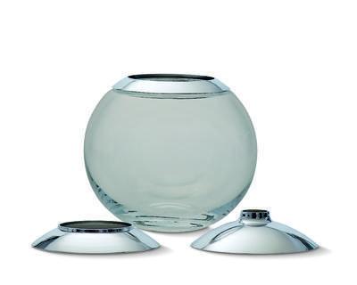Skleněná váza GLOBO 3in1, Philippi