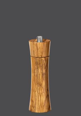 Mlýnek na sůl FRANFURKT olivové dřevo 18 cm, Zassenhaus