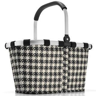 Nákupní košík Carrybag fifties black, Reisenthel