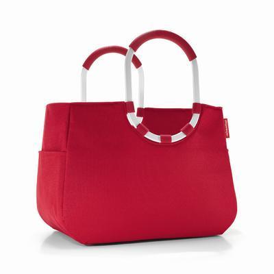 Nákupní taška Loopshopper L červená, Reisenthel