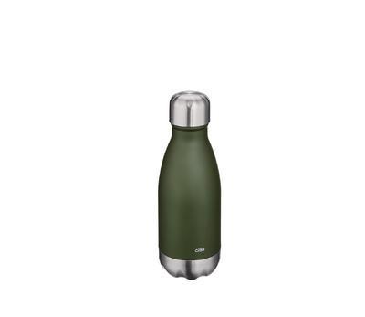 Termolahev ELEGANTE 250ml, zelená, mat