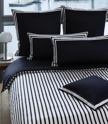 Povlečení na polštář CLIPPER 40x40 cm černo bílá, Elegante