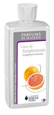 Náplň do katalytické lampy GRAPEFRUIT PASSION 500 ml, Lampe Berger