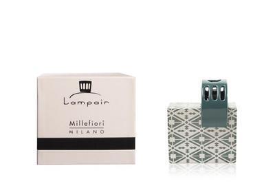 Katalytická lampa DECO - Green, Millefiori