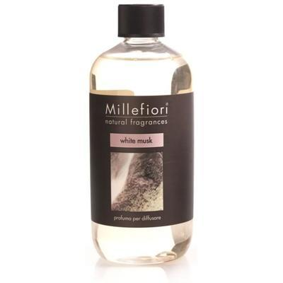 Náplň do difuzéru NATURAL FRAGRANCES 250 ml - White Musk, Millefiori
