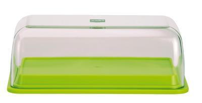 """Box na potraviny """"M"""" 22x16x7,5 cm - zelená, Zak!"""