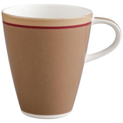 Hrnek CAFFÉ CLUB UNI CARAMEL 350 ml, Villeroy & Boch