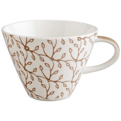 Šálek na kávu CAFFÉ CLUB FLORAL CARAMEL 390 ml, Villeroy & Boch