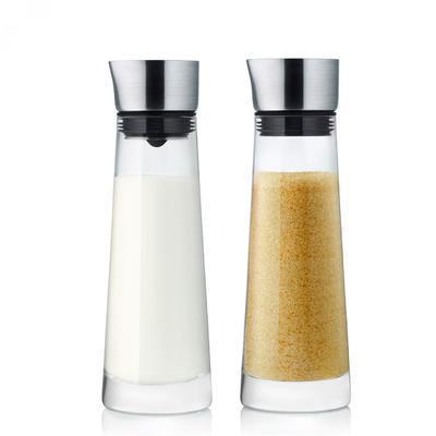 Set - cukřenka a mléčenka MACCHIATO 150 ml, Blomus