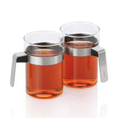 Set 2 ks - sklenice na čaj SENCHA SET 300 ml, Blomus