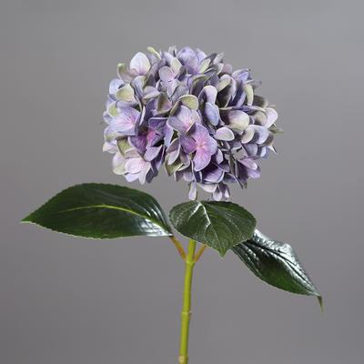 Květina HORTENZIE 67 cm - levandulová, DPI
