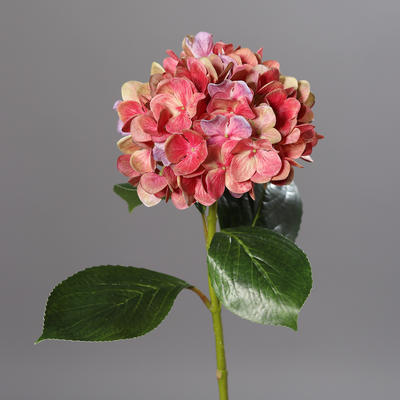 Květina HORTENZIE 67 cm - růžová, DPI