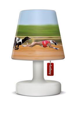 Stínítko na lampu FATBOY COOPER CAPPIE - Doggie Race, Fatboy