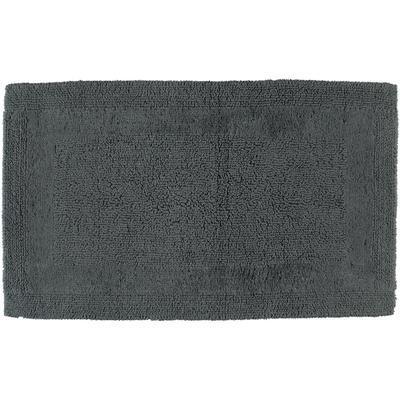 Předložka koupelnová LUXURY HOME 70x120 cm - antracit, Cawö