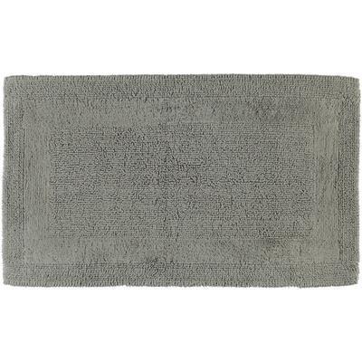 Předložka koupelnová LUXURY HOME 70x120 cm - graphit, Cawö