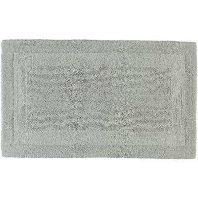 Předložka koupelnová LUXURY HOME 60x60 cm - silver, Cawö