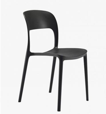 Židle bez područek GIPSY - anthracite, Bontempi