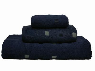 Ručník QUATTRO 50x100 cm - jeans, Framsohn
