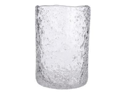 Váza REYKJAVIK 14x24 cm - čirá, Kaemingk
