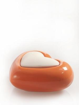 Difuzér HEART- Orange, Millefiori