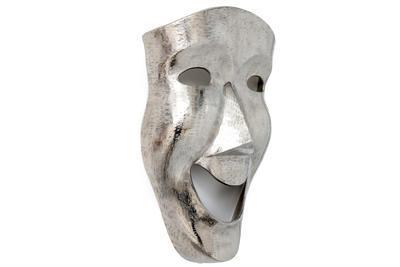 Dekorace nástěnná - Maska HAPPY FACE 62 cm, Sifcon