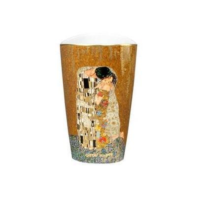 Váza ARTIS ORBIS G. Klimt - The Kiss - 19 cm, Goebel
