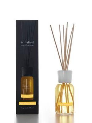 Aroma difuzér NATURAL FRAGRANCES 250 ml - Legni e fiori d'arancio, Millefiori