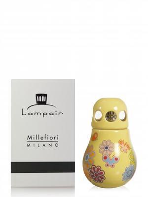 Katalytická lampa MATRIOSKA - Yellow, Millefiori