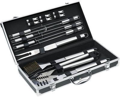 Set na grilování ARIZONA v kufru – 16dílný, Küchenprofi