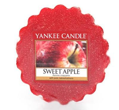 Vosk Sweet Apple, Yankee Candle
