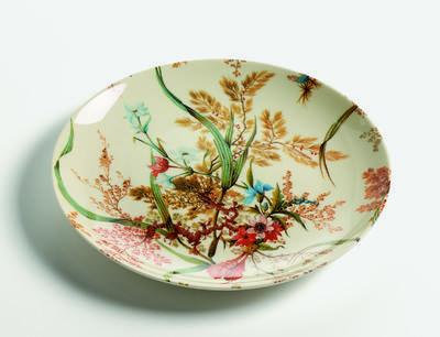 Talíř dezertní W. KILBURN 20 cm - Cottage Blossom, Maxwell & Williams