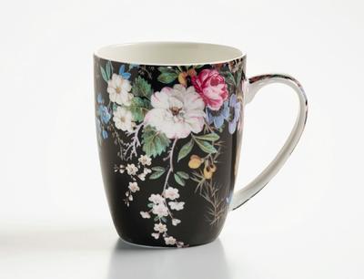 Hrnek W. KILBURN 400 ml - Midnight Blossom, Maxwell & Williams