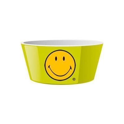 Miska na cereálie SMILEY 15 cm - zelená, Zak!