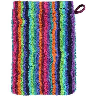 Žínka LIFESTYLE 16x22 cm - multicolor 84 stripes, Cawö