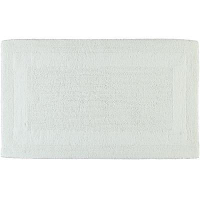 Předložka koupelnová LUXURY HOME 60x60 cm - bílá, Cawö