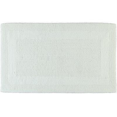 Předložka koupelnová LUXURY HOME 60x100 cm - bílá, Cawö