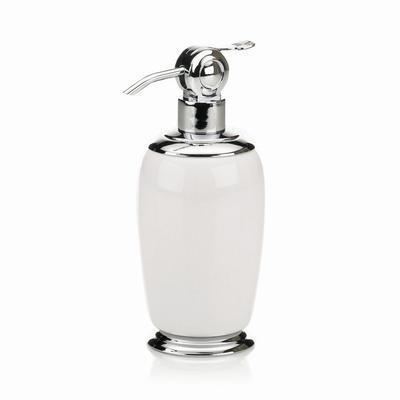 Dávkovač mýdla SCARLETT 450 ml - bílá, Kela