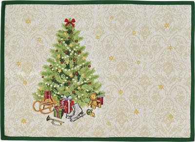 Vánoční rohožka X-MAS EVE 48x69 cm - original, Sander
