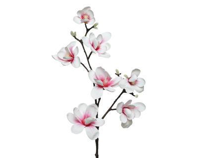 Magnolie, 100cm, světle růžová, Kaemingk