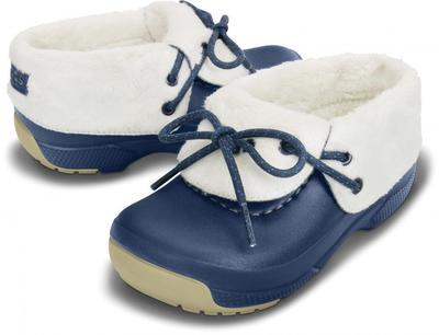 Boty BLITZEN CONVERTIBLE KIDS J1 navy, Crocs