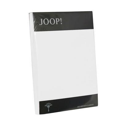 Napínací prostěradlo 180x200 - bílé, JOOP!